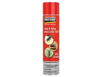 Wasp & Flying Insect Killer Spray 300ml